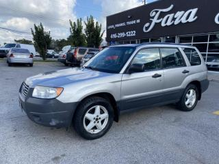 Used 2007 Subaru Forester 2.5X for sale in Scarborough, ON