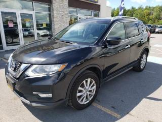 Used 2017 Nissan Rogue SV AWD Bluetooth Backup Cam Heated Seats for sale in Trenton, ON