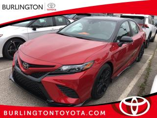 New 2020 Toyota Camry XSE V6 Auto for sale in Burlington, ON