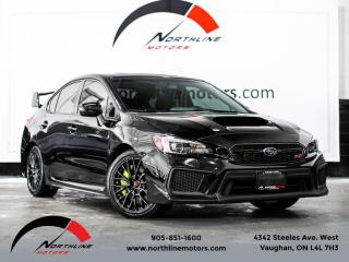 Used 2018 Subaru WRX STI|Sport|6 Speed Manual|Backup Camera|Heated Seats for sale in Vaughan, ON