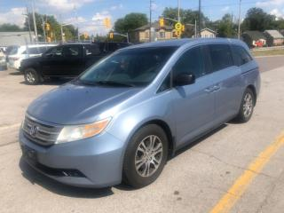 Used 2011 Honda Odyssey EX for sale in North York, ON
