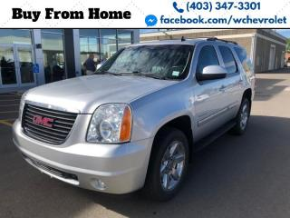 Used 2014 GMC Yukon SLT for sale in Red Deer, AB