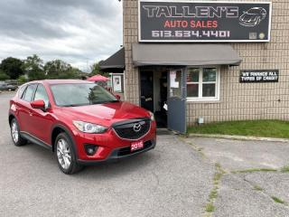 Used 2015 Mazda CX-5 GT for sale in Kingston, ON