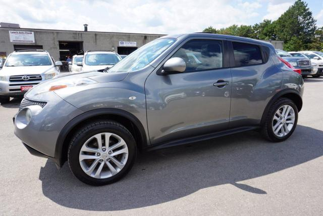 2011 Nissan Juke SL TURBO AWD CERTIFIED 2YR WARRANTY SUNROOF BLUETOOTH HEATED ALLOYS