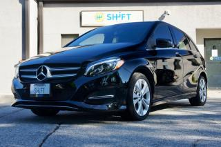 Used 2018 Mercedes-Benz B-Class B 250 4MATIC AVANTGARDE EDITION PKG, CARFAX CLEAN for sale in Burlington, ON