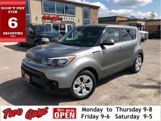 Used 2018 Kia Soul LX | Auto | Local Trade | New Tires | Bluetooth | for sale in St Catharines, ON