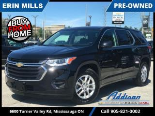 Used 2019 Chevrolet Traverse LS  AWD|LOW KM|REAR CAM|8 PASS| for sale in Mississauga, ON