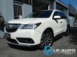 Used 2014 Acura MDX Technology Package  for sale in Richmond, BC