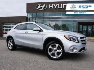 Used 2020 Mercedes-Benz GLA LIKE NEW | NAV | HTD SEATS for sale in Brantford, ON