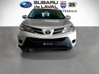 Used 2015 Toyota RAV4 LE AWD *BLUETOOTH* for sale in Laval, QC