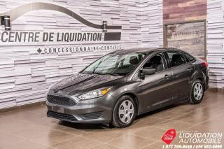 Used 2016 Ford Focus S for sale in Laval, QC