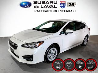 Used 2017 Subaru Impreza 2.0i Touring Awd Hatchback for sale in Laval, QC