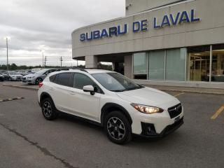Used 2018 Subaru XV Crosstrek Tourisme AWD**Manuelle** for sale in Laval, QC