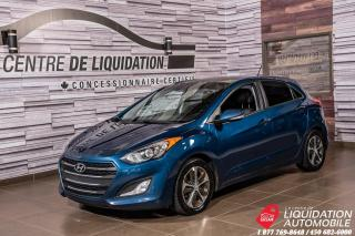 Used 2016 Hyundai Elantra GT GLS+TOIT OUVRANT+MAGS+GR ELECTRIQUE+AIR CLIM for sale in Laval, QC
