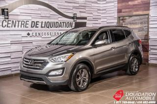Used 2014 Hyundai Santa Fe Sport PREMIUM+MAGS+GR ELECTRIQUE+AIR CLIM for sale in Laval, QC