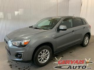 Used 2014 Mitsubishi RVR SE AWD Mags A/C Bluetooth for sale in Trois-Rivières, QC