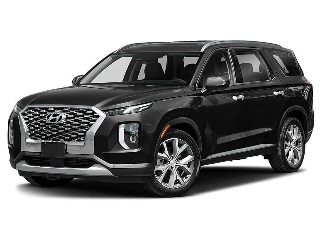 2021 Hyundai PALISADE Luxury AWD 8 PASS. NO OPTIONS