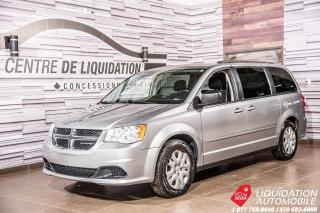 Used 2014 Dodge Grand Caravan SXT+GR/ELECT+REG/VITESSE for sale in Laval, QC