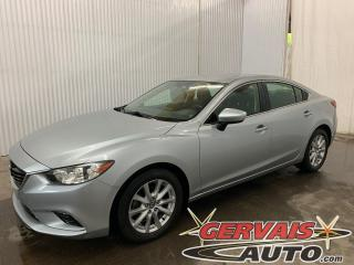 Used 2016 Mazda MAZDA6 GX Mags GPS Camera A/C Bluetooth for sale in Trois-Rivières, QC