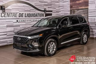 Used 2020 Hyundai Santa Fe Essential+AWD+APPLE CAR PLAY+ for sale in Laval, QC