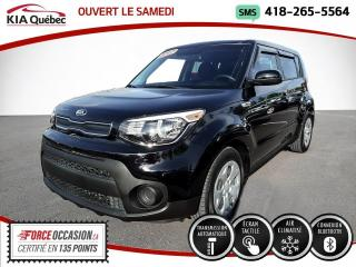 Used 2017 Kia Soul LX* AUTOMATIQUE* A/C* BLUETOOTH* for sale in Québec, QC