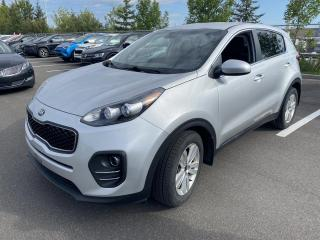 Used 2017 Kia Sportage **LX** A/C * MAGS * CRUISE * CAMERA * for sale in Québec, QC