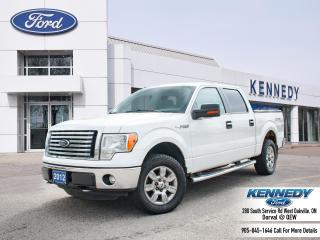 Used 2012 Ford F-150 XLT for sale in Oakville, ON