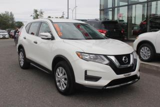 Used 2017 Nissan Rogue S AWD CAMÉRA*SIÈGES CHAUFFANT AVANT for sale in Lévis, QC
