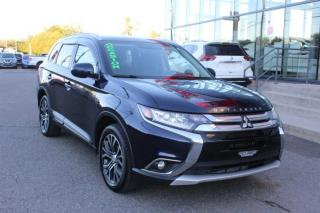 Used 2016 Mitsubishi Outlander ES TOURING AWC TOIT*CAMÉRA*MAIN LIBRE for sale in Lévis, QC