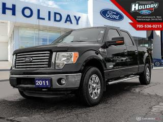 Used 2011 Ford F-150 XLT for sale in Peterborough, ON