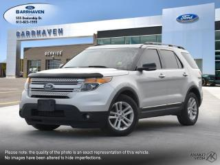 Used 2011 Ford Explorer XLT for sale in Ottawa, ON
