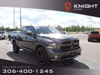 New 2020 RAM 1500 Classic Express | B/U Camera | Bluetooth | Satellite Radio | Power Seats | Heated Seats | Heated Wheel for sale in Weyburn, SK