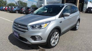Used 2019 Ford Escape Titanium for sale in New Hamburg, ON