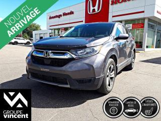 Used 2017 Honda CR-V LX AWD ** GARANTIE 10 ANS ** Silhouette sport, personnalité athlétique, technologies novatrices, un choix évident! for sale in Shawinigan, QC