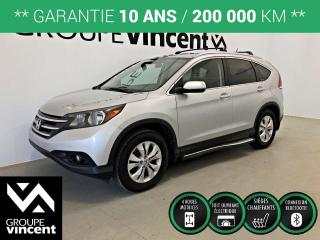 Used 2012 Honda CR-V EX AWD ** GARANTIE 10 ANS ** VUS bien entretenu, à voir! for sale in Shawinigan, QC