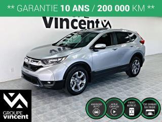 Used 2018 Honda CR-V EX AWD ** GARANTIE 10 ANS ** Silhouette sport, personnalité athlétique, technologies novatrices, un choix évident! for sale in Shawinigan, QC