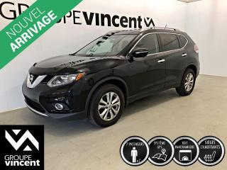 Used 2015 Nissan Rogue SV AWD 7 PASSAGERS ** GARANTIE 10 ANS ** VUS pour la famille! for sale in Shawinigan, QC