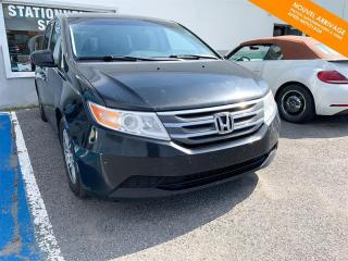 Used 2012 Honda Odyssey Wgn EX + 8 Pass + DVD + Portes Coulissante Élec. for sale in Québec, QC