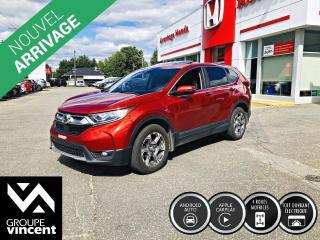 Used 2018 Honda CR-V EX AWD ** GARANTIE 10 ANS ** Paré pour toutes les occasions, en toute sécurité! for sale in Shawinigan, QC