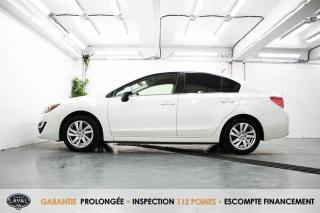 Used 2016 Subaru Impreza Man 2.0i + Caméra + Bluetooth + Mag for sale in Québec, QC