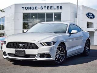 Used 2016 Ford Mustang EcoBoost for sale in Thornhill, ON