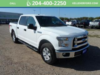 Used 2017 Ford F-150 XLT for sale in Brandon, MB
