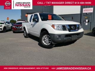 Used 2016 Nissan Frontier S for sale in Kingston, ON