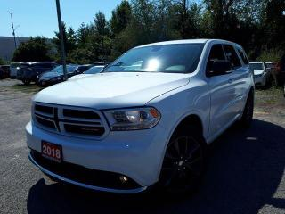 Used 2018 Dodge Durango GT for sale in Pickering, ON