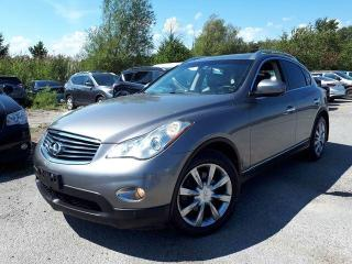 Used 2010 Infiniti EX35 Tec  ***Clean Title*** for sale in Pickering, ON