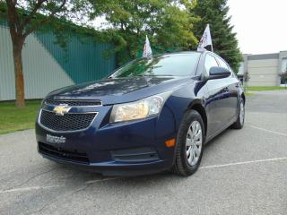 Used 2011 Chevrolet Cruze ******AUTOMATIQUE********ÉCONOMIQUE***** for sale in St-Eustache, QC