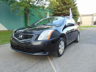 Used 2010 Nissan Sentra ******AUTOMATIQUE********ÉCONOMIQUE***** for sale in St-Eustache, QC