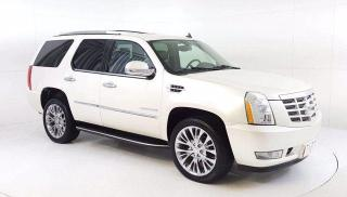 Used 2011 Cadillac Escalade AWD 6.2L V8, Power Sunroof, Navi., DVD Entertainme for sale in Winnipeg, MB