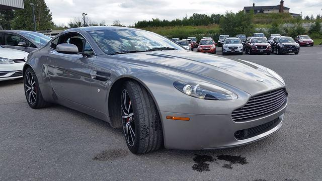 2007 Aston Martin Vantage