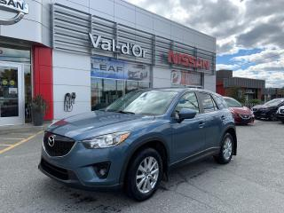 Used 2014 Mazda CX-5 Touring for sale in Val-d'Or, QC